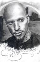 Ami James by severedflesh