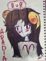 Aradia,,, by SpazzyPineapple101
