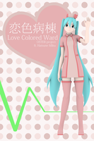 Love Colored Ward by V--R