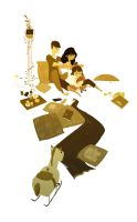 Team Work by PascalCampion