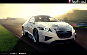 Honda CR-Z by CypoDesign