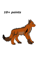 Canine adopt -*open*- by CenturiesForGlory
