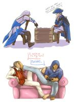 (AC3) Fun and Games by blacktenshi22