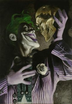 Joker by simonebianchi