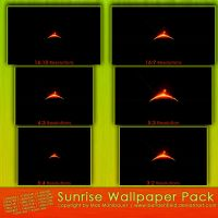 Sunrise Wallpaper Pack by bendenfield