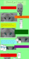 Eye Tutorial by ITSDura