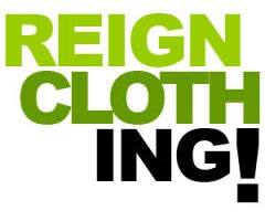 reign clothing nametext by JamesRuthless