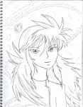 Kurama by randomkitty129