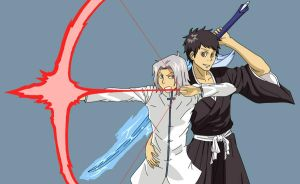 8059 Bleach crossover by Shiera13