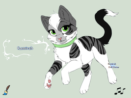 Kitten Creator: Kiki by Frenchielover4ever