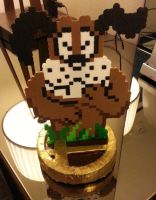 Duck Hunt Trophy by DuctileCreations