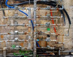 Plumbing, Jerusalem by dpt56
