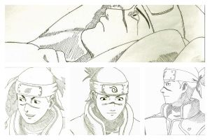 Iruka collage by Cassidy-Slingby