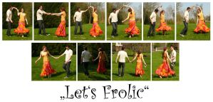 """""""Let's frolic"""" by syccas-stock"""