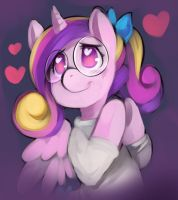 Happy Cadance by Ende26