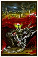 Spawn by Ricardofantasyart