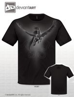 Pegasus t-shirt V02 by lorestra