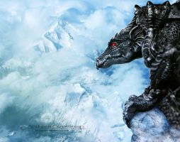 Terror of Skyrim by FrozenStarRo