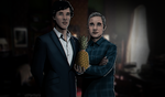[Sherlock and John] pineapple (Commission) by xXMarilliaXx