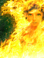Consumed by Flames by Toshimay