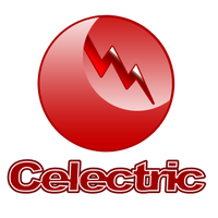 Logo for Celectric systems by konnekt
