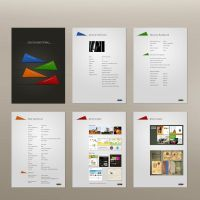 My CV by vic198x