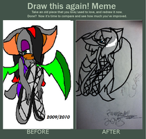 Micks Before and After Meme by DarkHallows1000