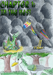 Spirit of the rainforest Chapter 1 cover by NightFury1020