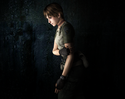 Rebecca Chambers: Fix You by Lyssa-Nivans