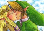 OoT ZeLink by HyliaBeilschmidt