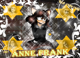 |~.: Anne Frank The Famous ---- :.~/| by X-UnKnownRituals