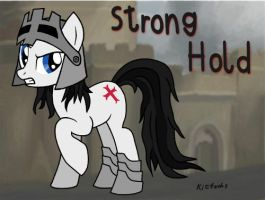 MLP FIM: Strong Hold by Kitfuchs