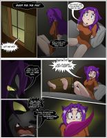 Kylie, Interrupted  - page 1 by SharkstormBridge