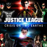 JUSTICE LEAGUE CRISIS ON TWO EARTHS by Redhood2343
