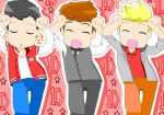 One Direction Zayn Liam and Niall Caramelldansen by OneDirectionFanJohn