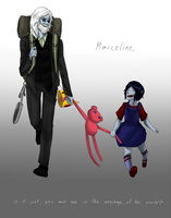 You and me in the wreckage of the world. by tobisempai