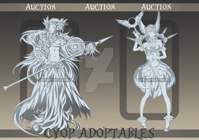 (CLOSED) - CYOP Adoptables Auction #017 by Timothy-Henri