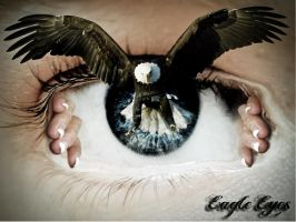 eagle eyes by zaza5555