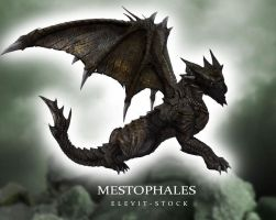 E-S Mestophales dragon by Elevit-Stock