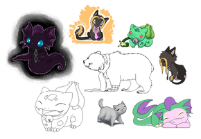 iscribble fun2 by BakaMichi