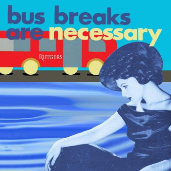 Bus Poster 5 by sarahattalla