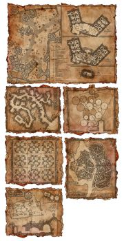A Bunch of Ingame-Maps #3 by SteffenBrand
