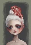 meat head by iumba