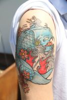 Bright KOi by BlackArmBurt