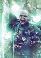 I Am Lord Voldemort Vertical by Sklarlight