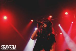 Tay Jardine of We Are The In Crowd by seanzhakemalrachman