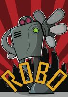 do the robo by the-dumb-waiter