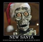 New Santa by funny-pics-club