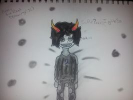 Q aNd A 1 by Ask---Gamzee