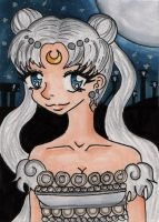 Princess Serenity by Himmelsblau